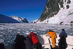 Antarctica Lemaire Channel