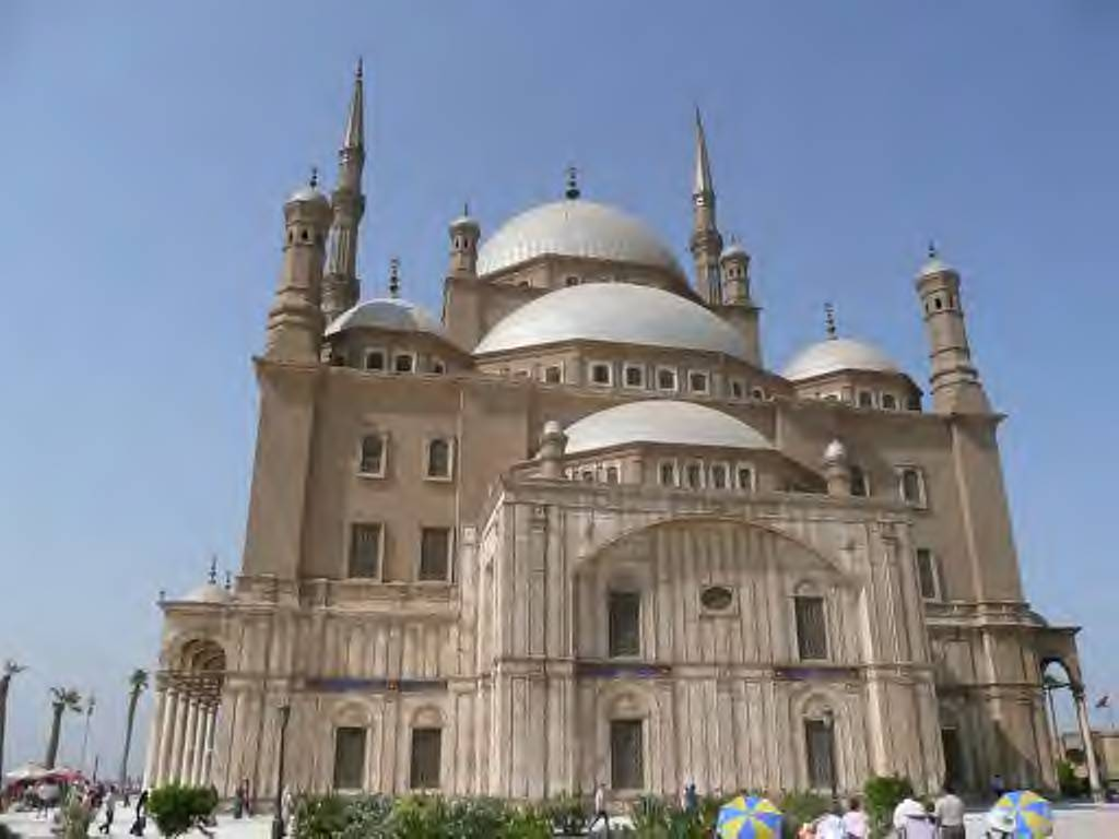 Egypt Alabaster Mosque