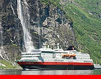 Hurtigruten - Norwegian Coasta