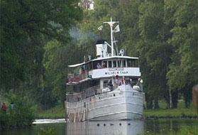 Gota Canal Cruises
